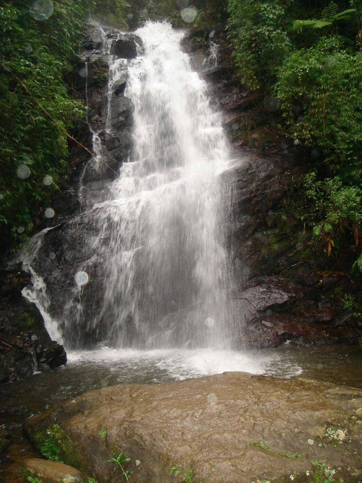 Cachoeira Véu da Noiva, em Visconde Mauá