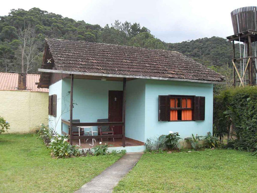 Chalé da Pousada Beira Rio, Visconde de Mauá