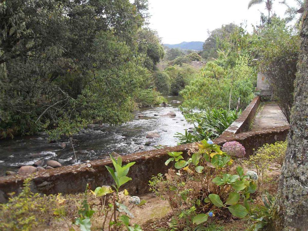 Rio da Pousada Beira Rio, Visconde de Mauá