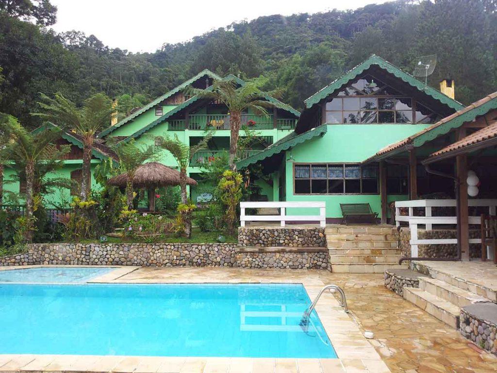 Hotel da Inês, Hotel em Maringá, Visconde de Mauá