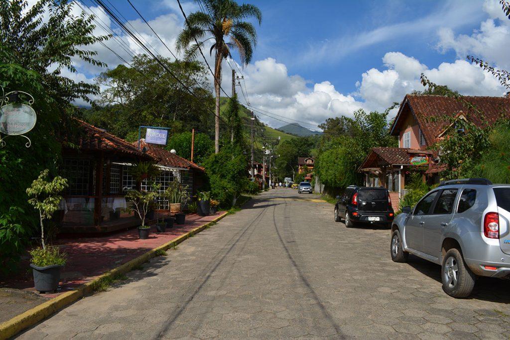 Vila de Maringá, Visconde de Mauá